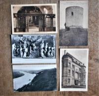 5 Cartes Postales Anciennes EURE:tour De Neufles-st-Martin/château De Gaillon/église De Haute-Isle/Ecos/Panorama Andelys - Frankrijk