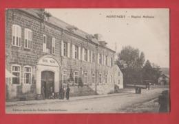 CP MONTMEDY 55 Hopital Militaire Cachet Militaire CETTE  ( HERAULT ) - Guerre 1914-18