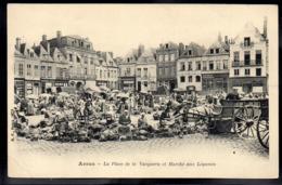 ARRAS 62 - La Place De La Vacquerie Et Marché Aux Légumes - A684 - Arras