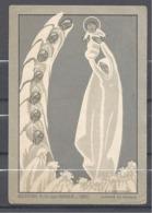 Image Pieuse N° 1210 N D Des Anges Signée Favournoux - Devotieprenten
