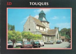 CP Voiture 3221 Touques-Citroën GS,Peugeot 305,Alfasud,Renault 4,Peugeot 304 - Voitures De Tourisme