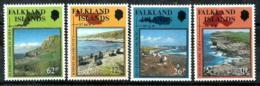 Islas Falkland Nº 530/33 En Nuevo - Islas Malvinas