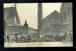 CPA 42 - Saint Etienne - Usine Barrouin - L'entrée - 1907 - Saint Etienne