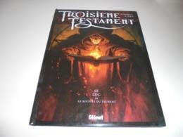 EO LE TROISIEME TESTAMENT TOME 3/ BE - Troisième Testament, Le