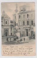 Cartolina - Massa - Piazza Mercurio - Massa