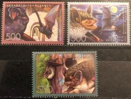 Belarus, 2006, Mi: 634/36 (MNH - Bats