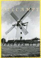 MOLENBEERSEL Bij Kinrooi (Limb.) - Molen/moulin - Mooie Close-up Van De Keijersmolen (oudere Opname: Ca. 1970) - Kinrooi