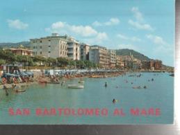 S.BARTOLOMEO AL MARE.VIAGGIATA-SI-1979-FG-MT.1987 - Imperia