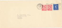 Great Britain Cover Sent To Denmark Guernsey 10-6-1964 - 1952-.... (Elizabeth II)