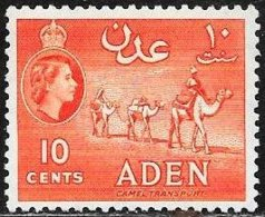 Aden: Dromedario, Carovana, Dromedary, Caravan, Dromadaire, Caravane - Andere