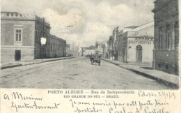 PORTO ALEGRE -rua Da Independencia - Porto Alegre