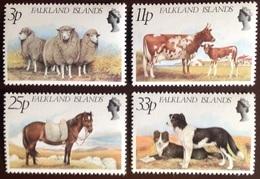 Falkland Islands 1981 Farm Animals MNH - Farm