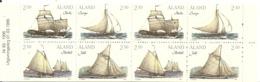 Aland 1995 Bateaux Ships Carnet Booklet MNH ** - Aland