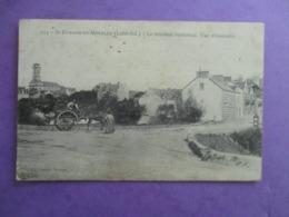 CPA 44 SAINT ETIENNE DE MONTLUC LE NOUVEAU BULEVARD VUE D'ENSEMBLE - Saint Etienne De Montluc