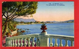 La Seine - Vue Sur Les Sablettes - La Seyne-sur-Mer