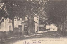 LA COTE SAINT ANDRE AVENUE HECTOR BERLIOZ - La Côte-Saint-André