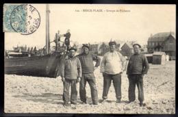 BERCK PLAGE 62 - Groupe De Pêcheurs - A699 - Berck