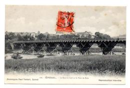 Epinal Le Saut Le Cerf Et Le Pont De Bois - Epinal