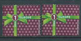 België OBP Nr: 4468 - 4468a Gestempeld / Oblitérés - Kerstmis - Belgium