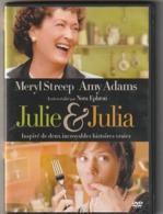 Dvd  JULIE ET JULIA  Avec Meryl Street  Etat: TTB    Port 110 Gr Ou 30 Gr - Comedy