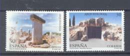 Año 1995 Nº3395/6 Arqueologia - 1931-Hoy: 2ª República - ... Juan Carlos I