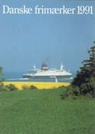 Denmark 1991. Full Year MNH. - Danimarca
