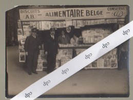 Photo Aubette Quai Chemin De Fer - Treinen