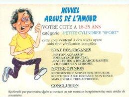 Carte -   Humour -   Nouvel Argus De L 'Amour        V1253 - Humor