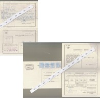 Gare De Namur    Documents Douane 1965 - Sonstige