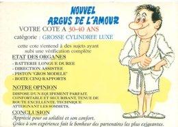 Carte -   Humour -   Nouvel Argus De L 'Amour        V1251 - Humor