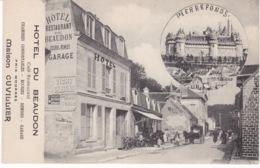 PIERREFONDS(HOTEL) - Pierrefonds