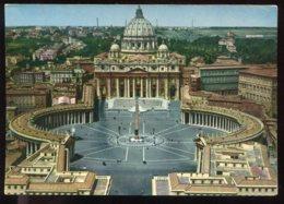 CPM Italie ROMA Basilica San Pietro - San Pietro