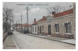 (25260-03) Dompierre Sur Besbre - Etablissements De Bains - France