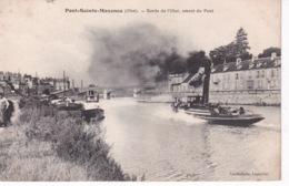 PONT SAINTE MAXENCE(REMORQUEUR) - Pierrefonds
