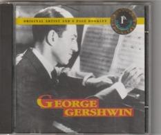 "CD  "" Rare ""  George Gershwin Original Artist And  6 Page Booklet     Etat: TTB Port 110 GR - Classical"