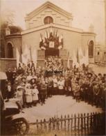 92-Chapelle Du BAS-MEUDON Décorée Pour Le 500° Anniv. De La Naissance De Jeanne D'Arc - Juin 1913 -Photo Ancienne/GP49 - Plaatsen