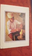 OMAN. Old Postcard   / Pottery - Oman