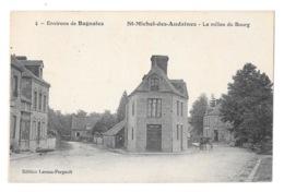 (25267-61) Saint Michel Des Andaines - Le Milieu Du Bourg - Autres Communes