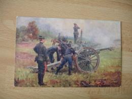 Armee Francaise Raphael Tuck  Artillerie Campagne - Militaria