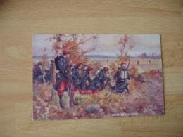 Armee Francaise Raphael Tuck  Infanterie De Ligne - Militari