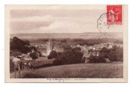 (27) 650, Ivry La Bataille, Vve Bussières, Vue Générale - Ivry-la-Bataille