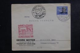 ALLEMAGNE - Enveloppe De Frankfürt Pour Essen En 1939, Cachet Zeppelin De Essen, Affranchissement Plaisant - L 46297 - Germany
