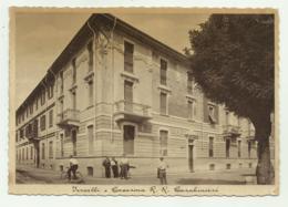VERCELLI - CASERMA R.R.  CARABINIERI - NV FG - Vercelli