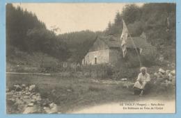 TH0044  CPA  LE THOLY (Vosges) Rain-Brice  -  Un Robinson Au Trou De L'Enfer  +++++++++++++++++++ - Other Municipalities
