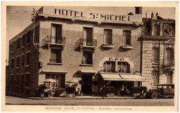 41 VENDOME - Hotel St-Michel - Raineau, Propriétaires - Vendome