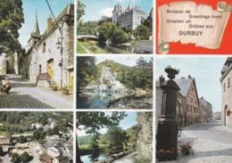 Bonjour De Durbuy - Greetings From - Groeten Uit - Grüsse Aus - Durbuy