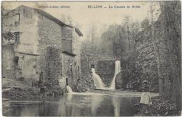 63  Billom  La Cascade  De Brelet - Frankrijk