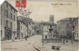 63  Billom Place Du Vigheot - France