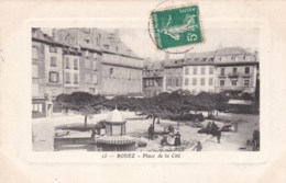 12 - AVEYRON - RODEZ - Place De La Cité. - Rodez
