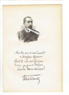 DOCTEUR GILLES DE LA TOURETTE 1857 SAINT GERVAIS LES TROIS CLOCHERS 1904 PORTRAIT AUTOGRAPHE BIOGRAPHIE ALBUM MARIANI - Documents Historiques